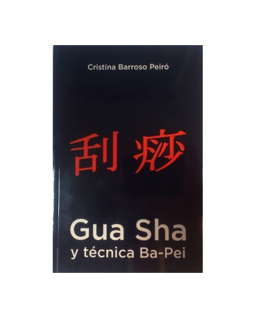 LB. GUA SHA y técnica Ba -Pei