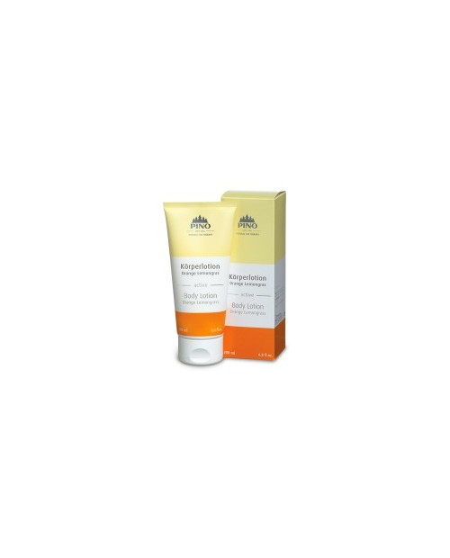 BODY LOTION 200ML NARANJA Y LIMON