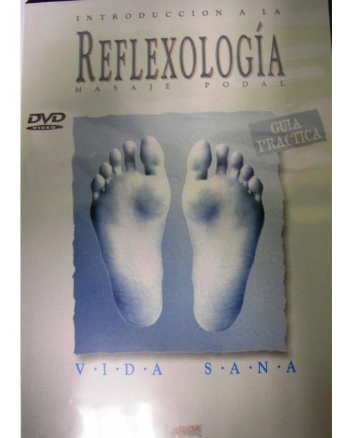 DVD. REFLEXOLOGIA MASAJE PODAL