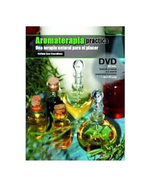 LB. AROMATERAPIA PRACTICA +DVD