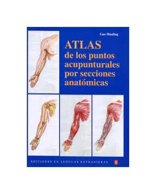 LB. ATLAS DE LOS PUNTOS ACUPUNTURALES X SECCIONES