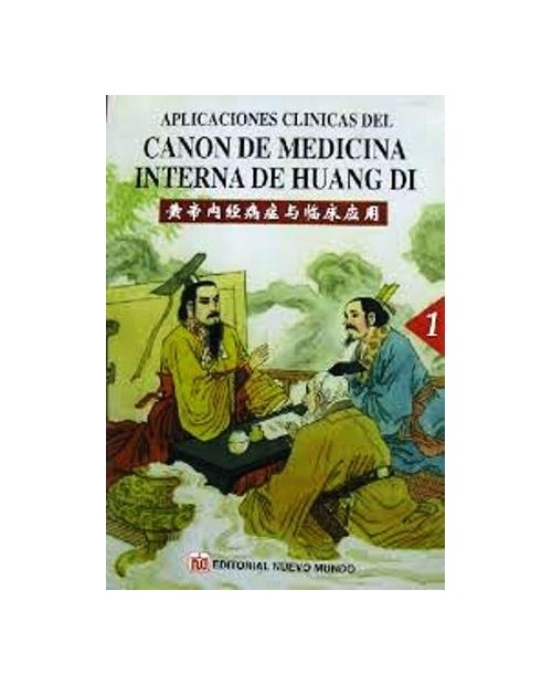 LB. CANON DE MEDICINA INTERNA DE HUANG DI