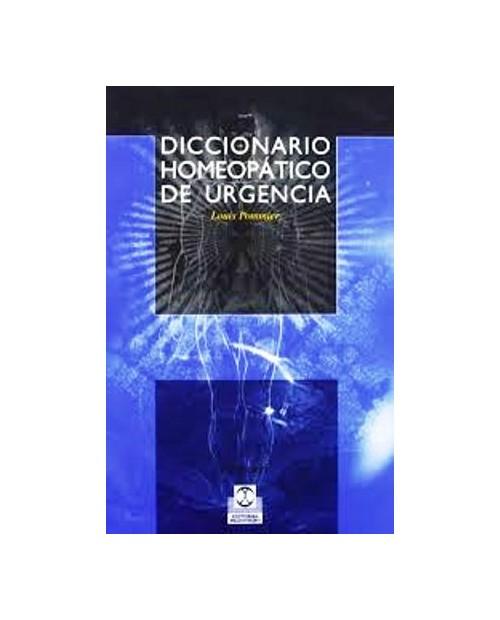 LB. DICCIONARIO HOMEOPATICO DE URGENCIA