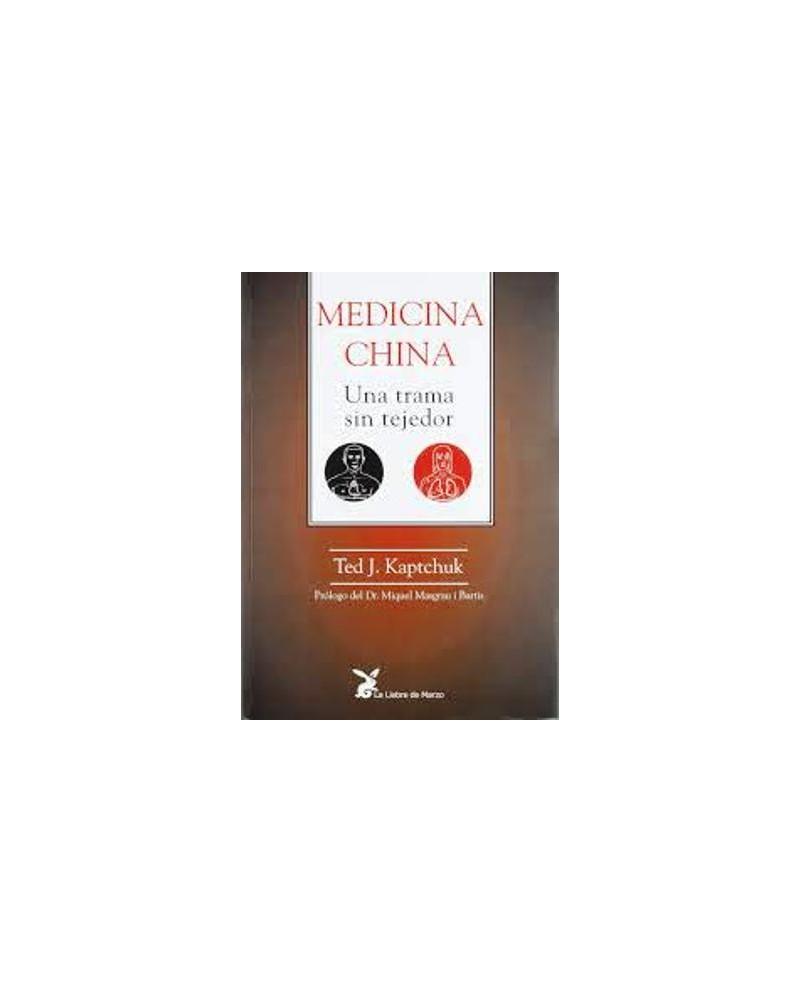 LB. MEDICINA CHINA UNA TRAMA SIN TEJEDOR