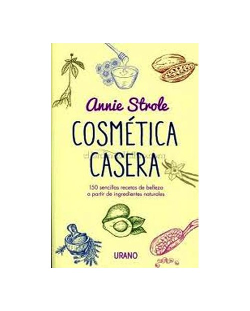 LB. COSMETICA CASERA (ANNIE STROLE)