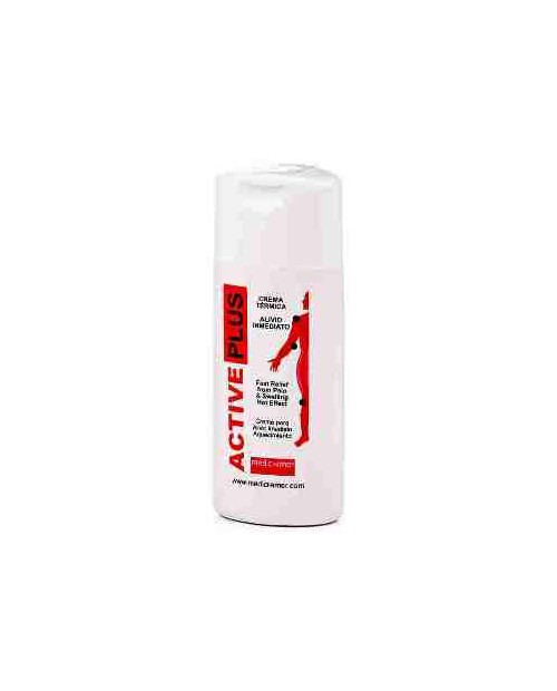 CREMA ACTIVE PLUS CALOR 400 ML